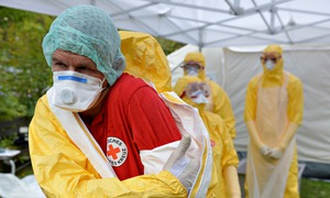 Ebola is highly contagious … plus seven other myths about the virus