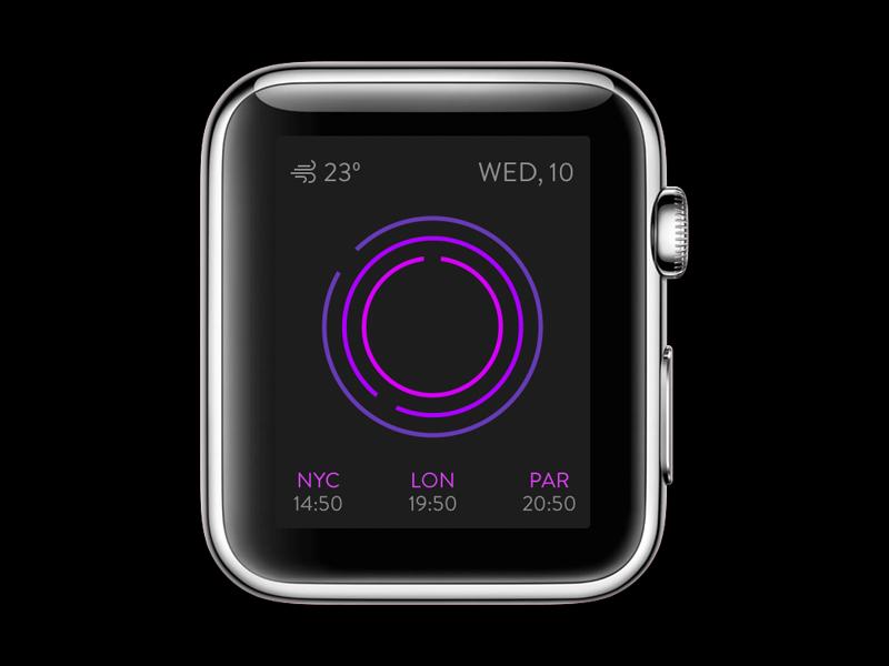 watch 12 sweet looking Apple Watch app designs