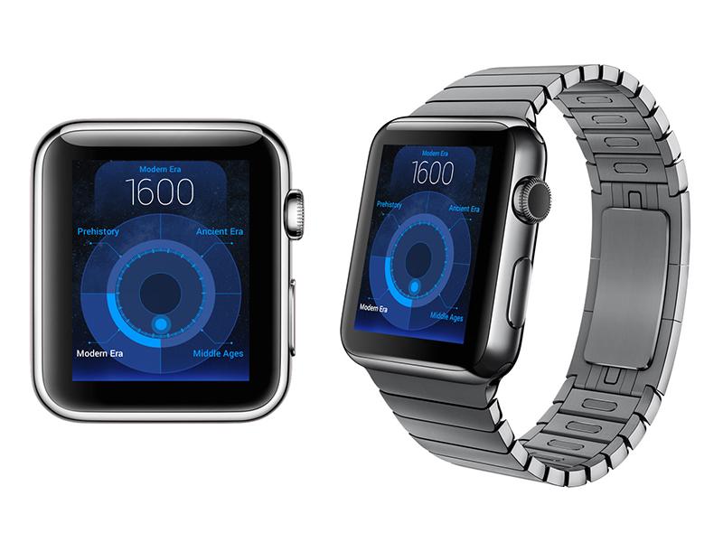 Apple Watch NASA 2X 12 sweet looking Apple Watch app designs