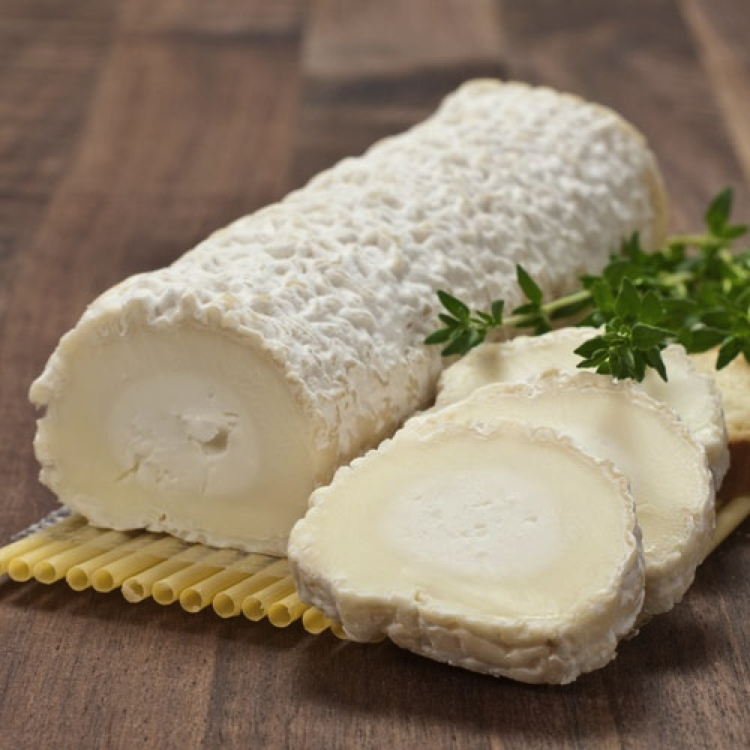 Creamy and tangy goat cheese