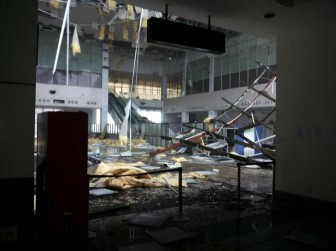 hud hud damage airport vizag