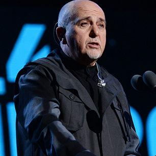 Rock and Roll Hall of Fame Induction Ceremony peter gabriel barclays