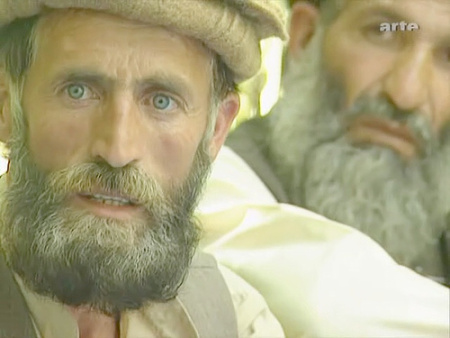 Pashtun man from Afghanistan