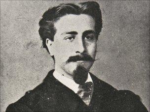 Gaspar as a young man, Wesleyan University Press