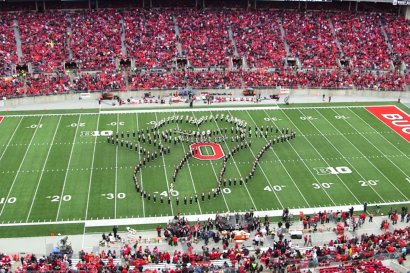 Ohio State's Halftime Rock Show