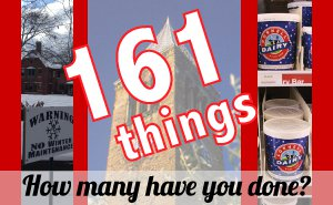 161 Things Every Cornellian Should Do
