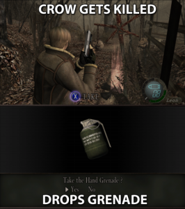 resident evil 4 logic 266x300 Afternoon LOL Resident Evil 4 Logic