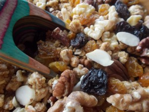 No Bake Granola