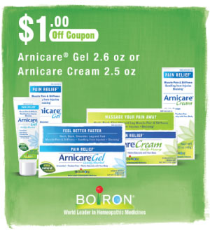 Arnicare $1 Coupon