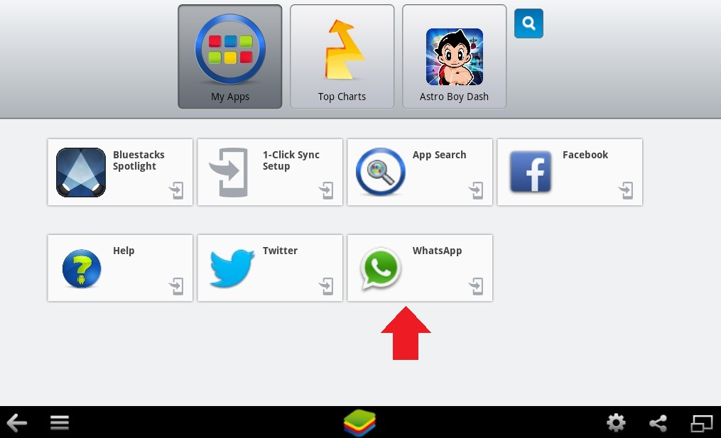 Configuring WhatsApp for PC