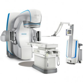 Varian EDGE Radiosurgery System With Advanced Motion Correction Cleared in U.S.