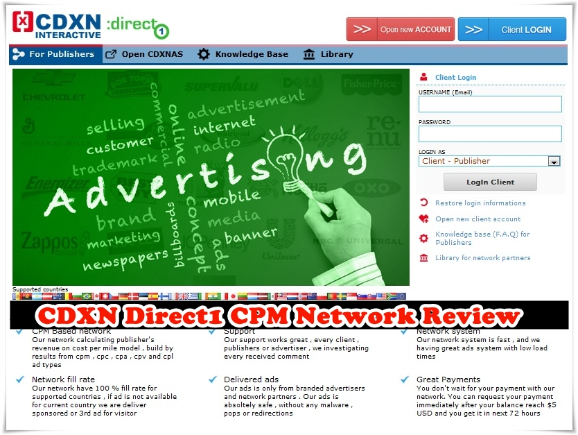 CDXN Direct