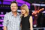 Blake Shelton Asks Taylor Swift if She's a 'Crazy Girl' In Goofy 'The Voice' Promo