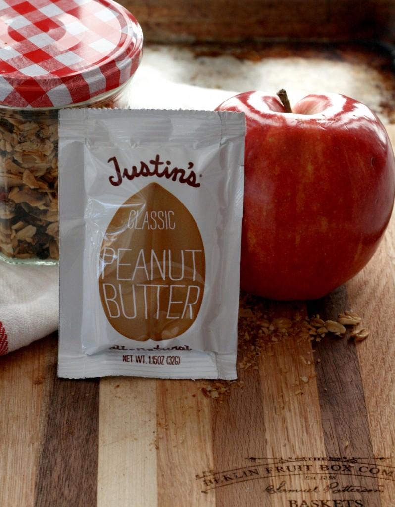Perfect Snack: Apple & Peanut Butter