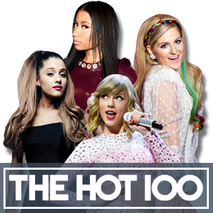The Hot 100 Relaunch -- Right Rail Promo