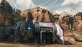 Halo: The Master Chief Collection footage shows Coagulation map remake