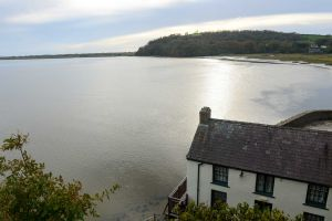 Dylan Thomas' 'strangest town' - Photo
