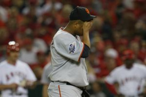 Giants' World Series Game 7 history - Photo