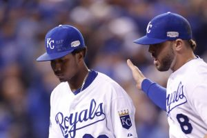 Royals' 7-run second, Ventura's 7 strong innings mean Game 7 - Photo