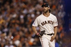Giants' best bet? Start Bumgarner in Game 7 - Photo