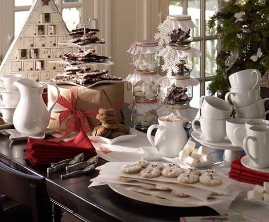 Pottery Barn Cookie Exchange