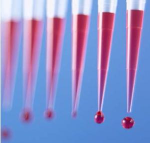 Nano Bulk Reagent dispenser  Droplets