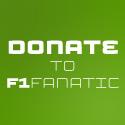 Donate to F1 Fanatic