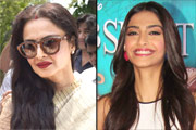 Rekha loses out to Sonam Kapoor