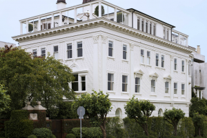 S.F.'s new highest-priced listing: $39 million for a Billionaire's Row mansion - Photo