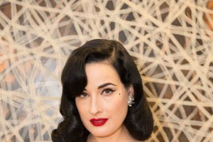 Dita von Teese: How to be sexy in Silicon Valley - Photo