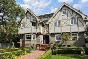 Charm exudes from Cape Cod Tudor in Piedmont - Photo