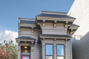 Hot Property: 'Warm' and 'Soft' contemporary finishes highlight remodeled Victorian in Pacific Heights - Photo