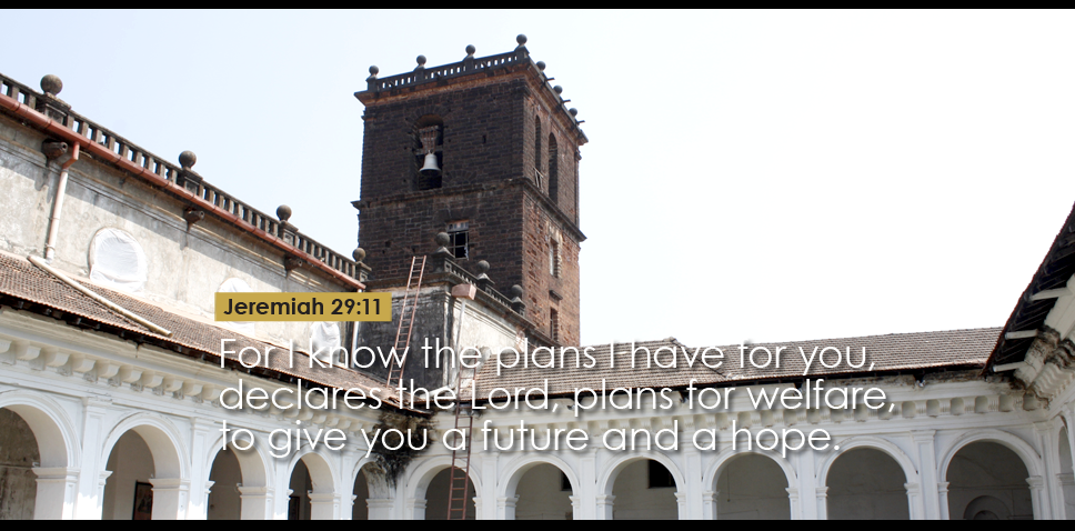 Official website of the Jesuit Church Bom Jesus Basilica, situated in Old Goa, India. It also houses the body of the miraculous St. Francis Xavier.