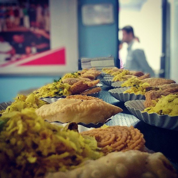 Diwali celebrations in Office! #Diwali #IndianFestivals #Celebrations #DiwaliCelebrations #DiwaliFoods #Closeup #Lumia920
