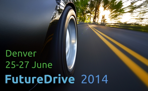 Montreux Energy FutureDRIVE 2014 - June 25-27, 2014, Denver, Colorado
