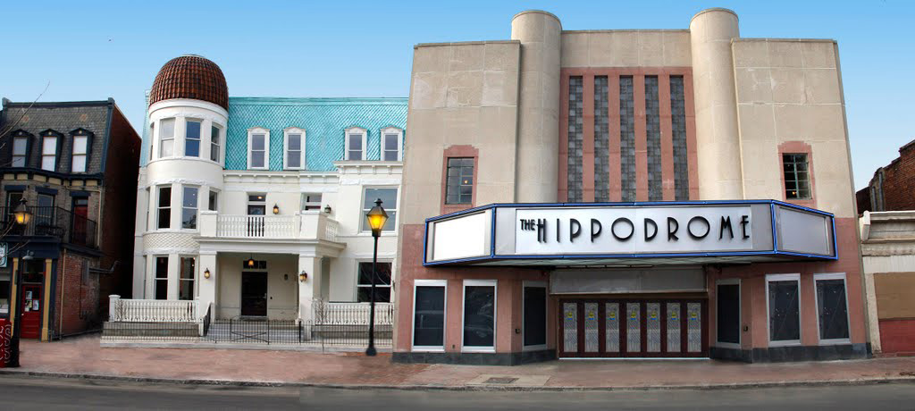Welcome To The Hippodrome Theater