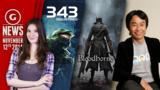 GS News - Bloodborne Delayed; Mario Creator Says Games Are Boring