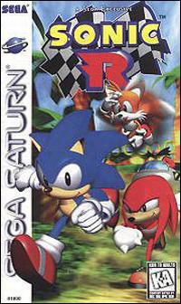 Cover (Sonic R)