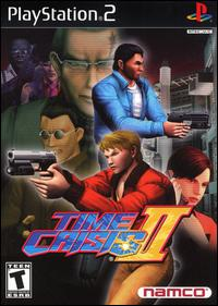 Cover (Time Crisis II)