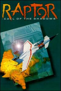 Cover (Raptor: Call of the Shadows)