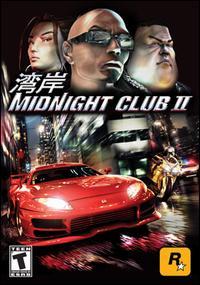Cover (Midnight Club II)
