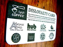 Chicago Disloyalty Card Program