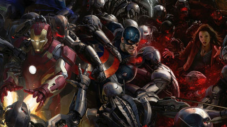 The Avengers: Age of Ultron Rewind Theater