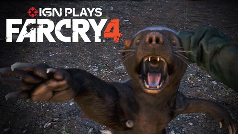 Escaping the Bulletproof Badger - IGN Plays Far Cry 4