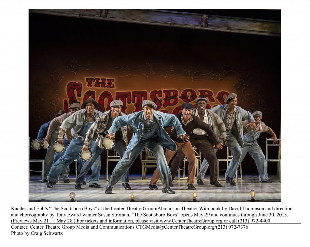 The Scottsboro Boys Photo 5