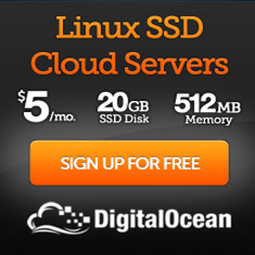 SSD virtual servers starting from $5/mon