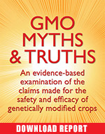Gmo myth report cover