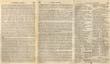 Trade Directory for Gnosall, 1851