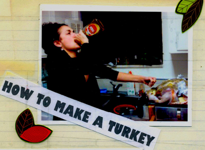 Turkey recipe card 3 21832