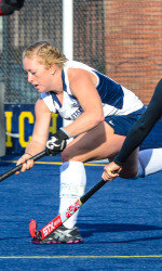 Penn State's senior Laura Gebhart is a four-time NFHCA All-American